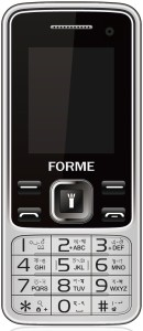 Forme N9+ Selfie Camera , Wireless FM, Dual SIM (Black) Moile Phone