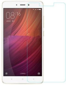 galaxy plus Tempered Glass Guard for Mi Redmi Note 4