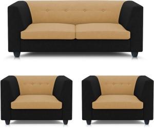 Adorn Homez Modern Fabric 2 1 Multi Sofa Set