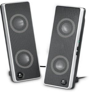 Logitech V10 NOTEBOOK Portable Laptop/Desktop Speaker