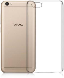 reputable site 7c17e 210dd Spasht Back Cover for Vivo V1 Transparent Best Price in India ...