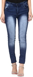 Ico Blue Star Slim Women's Blue Jeans