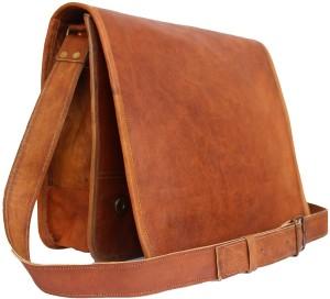 CraftShades 15.6 inch Laptop Messenger Bag