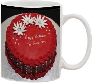 jmdprints personalized happy birthday custom name on cake printed