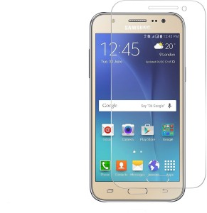 MOBIVIILE Tempered Glass Guard for SAMSUNG Galaxy J7