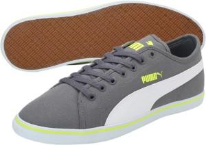 0468bdc39c0 Puma Elsu v2 CV DP Sneakers Grey Best Price in India