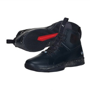 1052addcb912fb Puma BMW MS Whiplash Mid Syn Sneakers Black Best Price in India ...