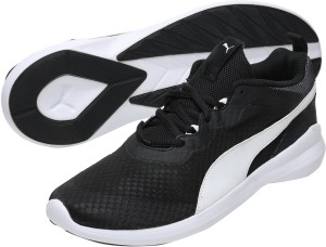 Puma Pacer Evo IDP Running Shoes Black Best Price in India  c798a9d61