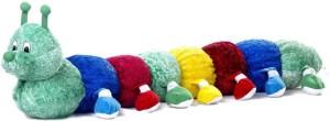 Ultra Caterpillar Soft toy  - 90 cm