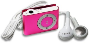 MEZIRE MINI PINK V-12 8 GB MP3 Player