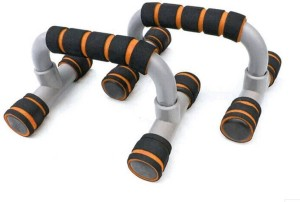 HOMMER Premium Quality Professional Plastic Fold-able Push-up Bar