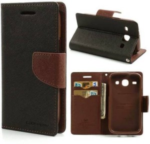 brand new 9a79e f2d1d CEL Flip Cover for Oppo F1 PlusBlack, Brown