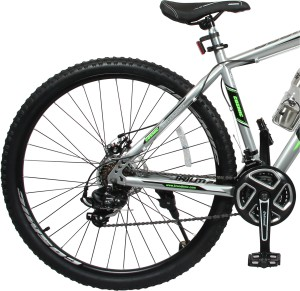 d50066ccd5c COSMIC TRIUM 27.5 INCH MTB BICYCLE 21 SPEED SILVER-PREMIUM EDITION 29 T 21  Speed Hybrid CycleSilver