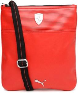 2b6461069c Puma Messenger Bag Red Best Price in India