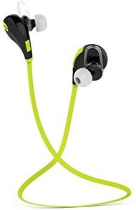 8d3cc8b665d PIONEER QY70023 Wireless bluetooth Headphones Green In the Ear Best ...