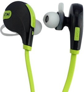 e8d2f1be056 PIONEER QY70030 Wireless bluetooth Headphones Green In the Ear Best ...