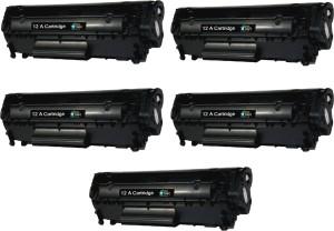 Printstar 12A / Q2612A Compatible for HP 12A Toner Cartridge For HP LaserJet 1010, 1012, 1015, 1018, 1020, 1022, 1022n, 3020, 3030 Single Color Toner