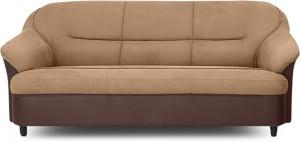 HomeTown Solid Wood 3 Seater Standard