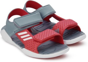 bd03d3087f2 Adidas Boys Girls Velcro Sports Sandals Blue Best Price in India ...