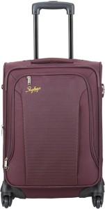 Skybags Napier Expandable  Cabin Luggage - 47.4 Inches