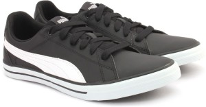 849634b2c0 Puma Court Point Vulc v2 IDP Sneakers Black Best Price in India ...