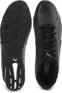 Puma Drift Cat 5 Core Sneakers Black Best Price in India  a4e60af1f