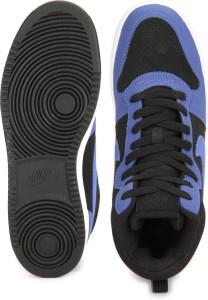 on sale 57e30 db98c Nike COURT BOROUGH MID SneakersBlack