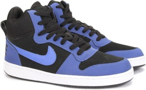 a391a2de9d70 Nike COURT BOROUGH MID Sneakers Black Best Price in India