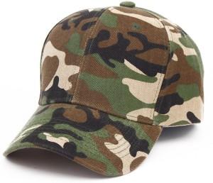 e704afdf653 Sri Belha Fashions Printed ARMY Cap Best Price in India