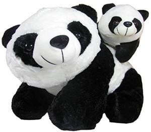 ToyHub Panda With 1 Baby  - 40 cm