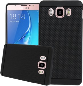 huge selection of 36538 0a7ad Stylabs Back Cover for SAMSUNG Galaxy J7 - 6 (New 2016 Edition)Black