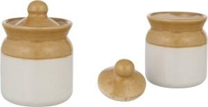 clay art  - 250 ml Ceramic Multi-purpose Storage Container