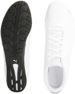 Puma Drift Cat 5 Core Sneakers White Best Price in India  780bb13d6