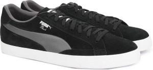 3063b035cd3 Puma Match Vulc 2 Sneakers Black Best Price in India