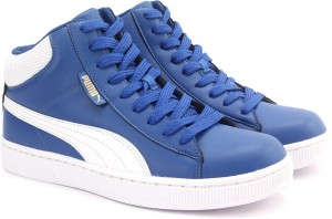 fa794e0aedb Puma 1948 Mid DP Sneakers Blue Best Price in India