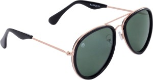 2ff3eb26f6 MARKQUES GT 550814 Aviator Sunglasses Green Best Price in India ...