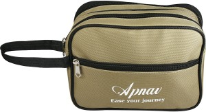 Apnav RBR LB Travel Shaving Kit & Bag