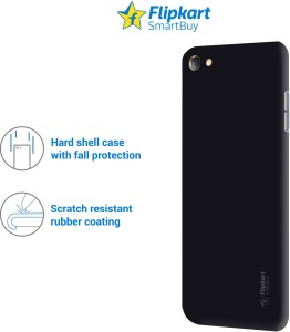 newest 128d9 8dbb2 Flipkart SmartBuy Back Cover for OPPO F3Black