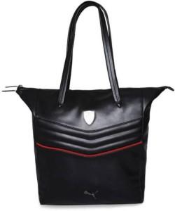 Puma Messenger Bag Black Best Price in India  cac5a6ebe6a62