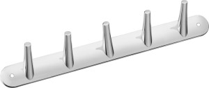 Aquarium Neon Series Towel Coat Hook Hanger Rust Proof Stainless Steel 304 (5-hook) 5 - Pronged Hook