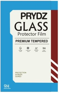 Prydz Tempered Glass Guard for MICROMAX Q346
