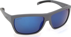 2a7e8cc9458c9 SMITH MASTERMIND N 6XR 60QA Rectangular Sunglasses Blue Best Price ...