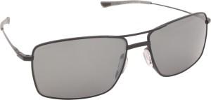 17e2aa7721 SMITH TURNER 003 59XN Rectangular Sunglasses ( Grey )