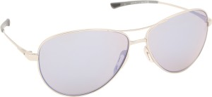 0e0522e8cf SMITH LANGLEY 0DN 6054 Aviator Sunglasses Violet Best Price in India ...