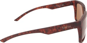 981cfd513c SMITH HIGHWIRE FWH 56L5 Rectangular Sunglasses Brown Best Price in ...