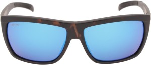 8ce8f8006d536 SMITH MASTERMIND N SST 6075 Rectangular Sunglasses Blue Best Price ...