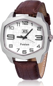 X5 Fusion W0234 Analog Watch  - For Men