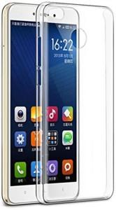outlet store 9ab00 c801b Flipkart SmartBuy Back Cover for Mi RedMi 4Crystal Clear