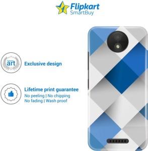best website 11b41 62e07 Flipkart SmartBuy Back Cover for Motorola Moto C PlusMulticolor