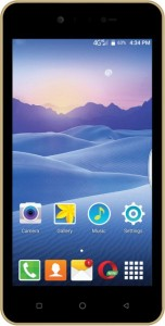Videocon Delite 21 (Rose Gold, 16 GB)